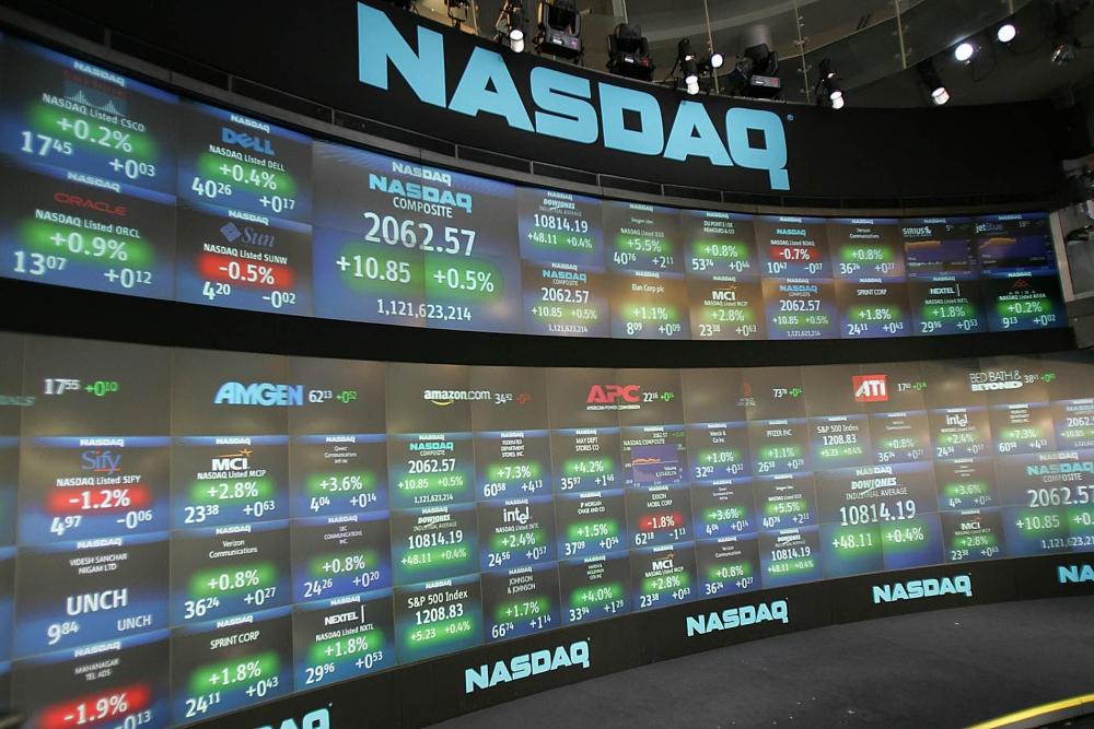 NASDAQ Composite на максимуме