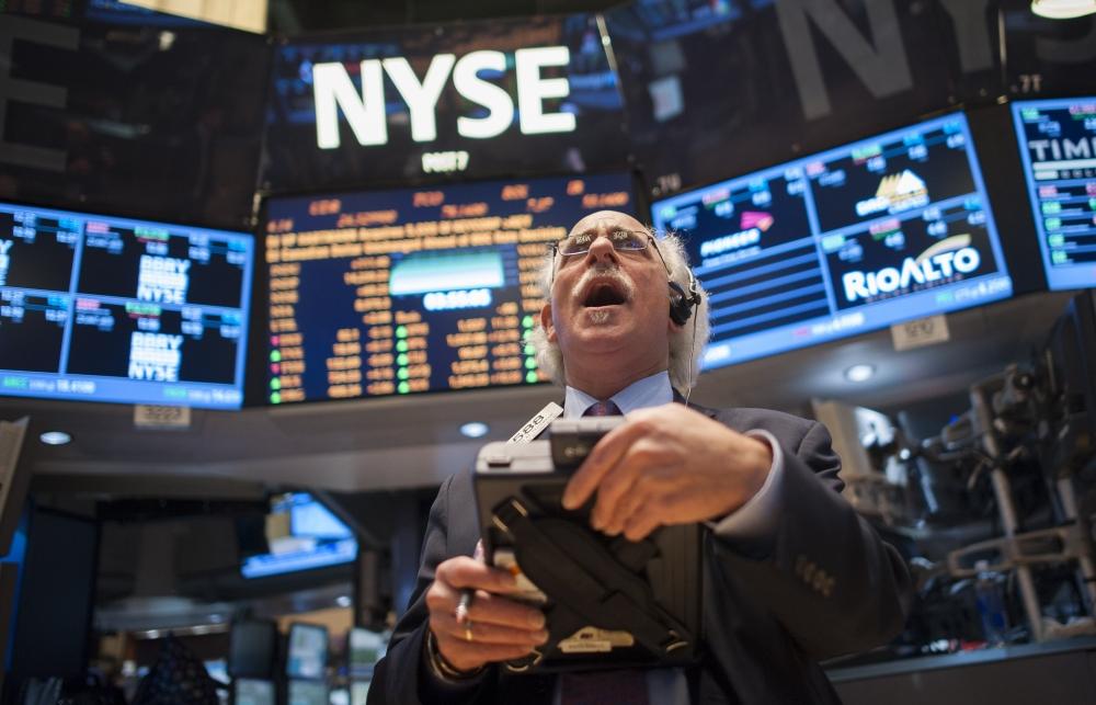 Фондовый рынок открылся ростом
