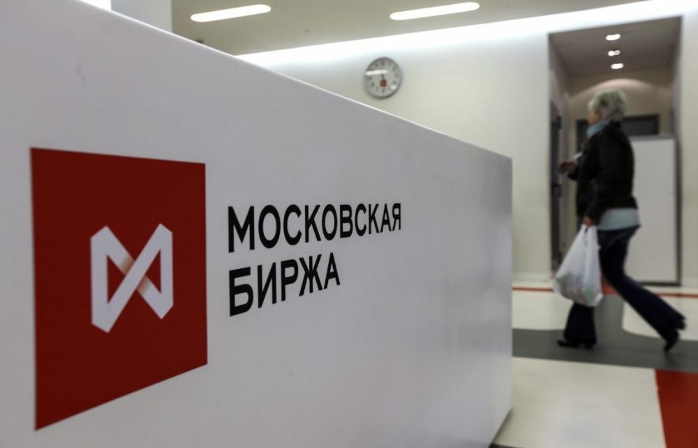 Индексы Мосбиржи