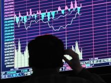 Снижение на рынке акций РФ