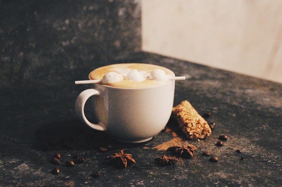 Авторский кофейный напиток