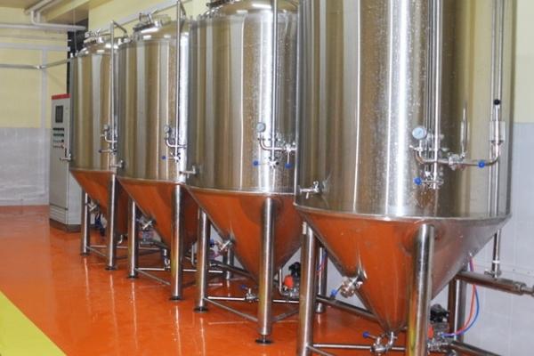 Действующее производство натуральных напитков