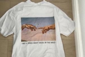 Франшиза начинающего бренда одежды streetwear