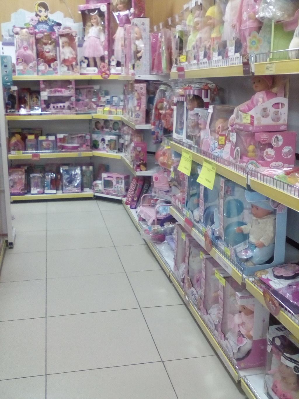 склад магазин детских игрушек