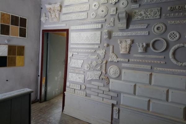 Производство лепного декора из гипса