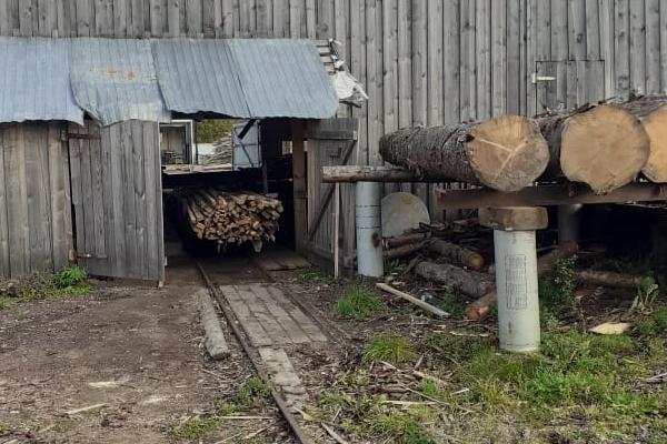 База деревообработки