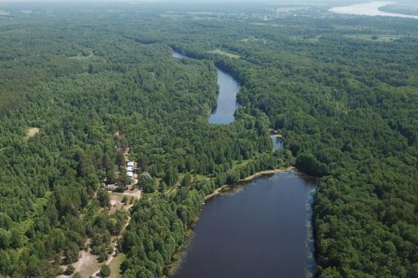Курортный комплекс 4* в эко-парке на озерах у впадения Клязьмы в Оку