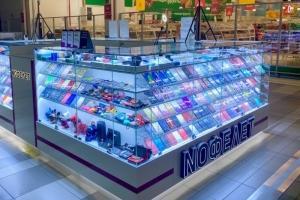 Сеть магазинов мобильных аксессуаров.